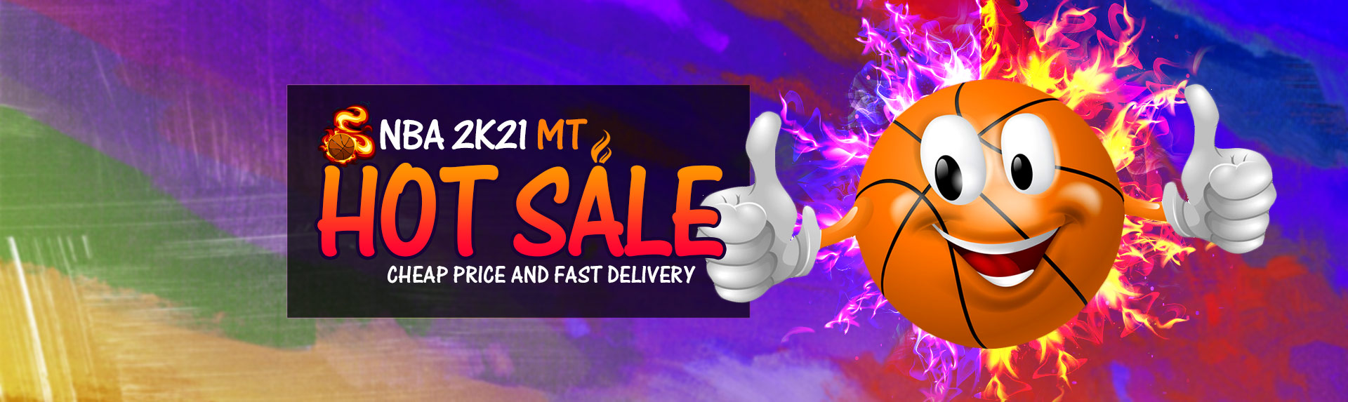 NBA 2K21 MT Hot Sale